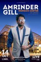Amrinder Gill: South Asian Music Performance