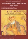Dr Brar - Lecture on his book on Jabji Shab