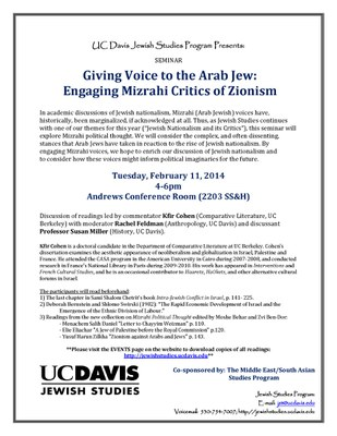 Giving Voice Seminar